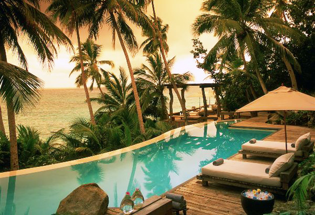 Ten of the most luxurious retreats in the world the for Top 10 couples resorts