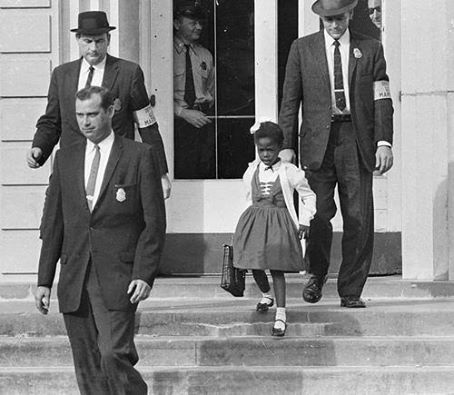 Ruby Bridges fights racism